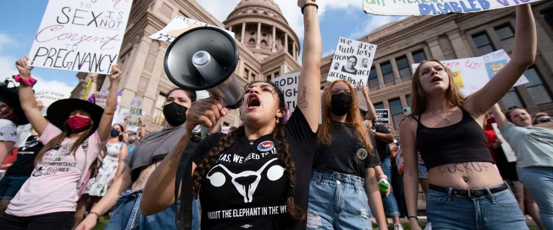 abortion, rally, Austin, Texas