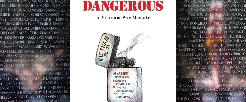 Jeff Danziger, Lieutenant Dangerous