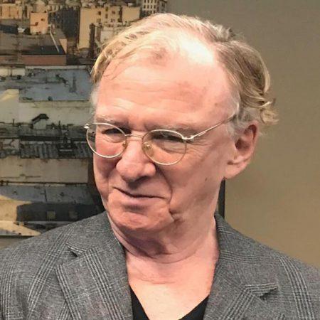 Cartoonist and author Jeff Danziger