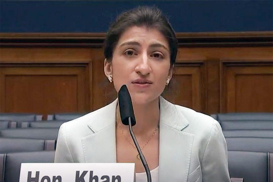 Lina Khan, testimony, US House
