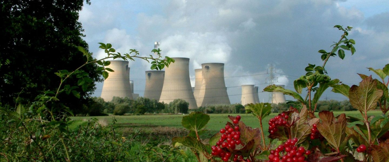 Drax power station, North Yorkshire