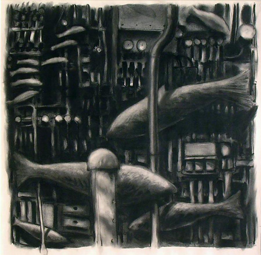 James M. Williams, Deep Room